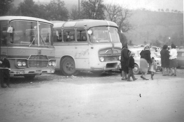 60_Fiat 309 e Fiat 306 carrozzati Barbi - Pellegrinaggio a SANTA RITA DA CASCIA
