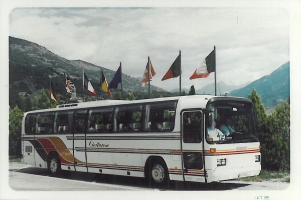 90_Mercedes O303 - MONTE BIANCO